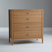 Buy House by John Lewis Maine 4 Drawer Chest Online at johnlewis.com