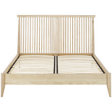 Buy ercol for John Lewis Sama Bedstead, Kingsize Online at johnlewis.com