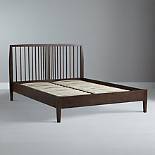 Buy John Lewis Asuka Bedstead, Ash, Kingsize Online at johnlewis.com