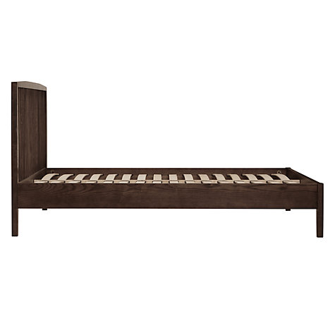 Buy John Lewis Asuka Bedstead, Ash, Double Online at johnlewis.com