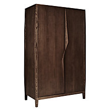 Buy John Lewis Asuka Double Wardrobe Online at johnlewis.com