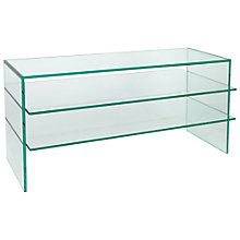 "Buy Greenapple 59225 Linea Television Stand for TV's up to 46"" Online at johnlewis.com"