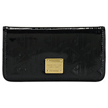 Buy Lauren by Ralph Lauren Newbury Slim Wallet, Black Online at johnlewis.com