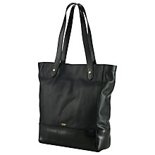 Buy Lauren by Ralph Lauren Harrow Tote Handbag, Black Online at johnlewis.com
