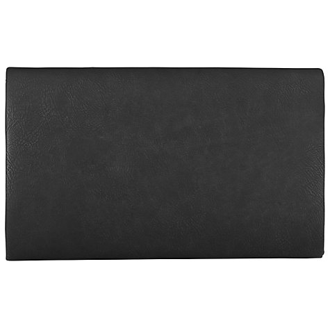 Buy John Lewis NIkki Clutch Bag, Black Online at johnlewis.com