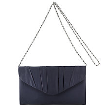 Buy John Lewis Martina Satin Envelope Clutch Bag Online at johnlewis ...