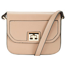 Buy COLLECTION by John Lewis Flapover Front Small Across Body Handbag Online at johnlewis.com