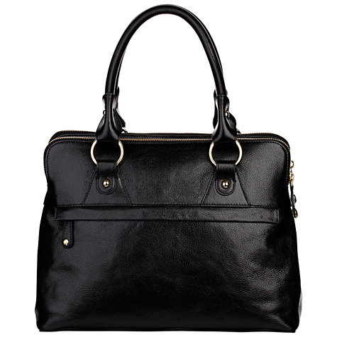 Buy Modalu Pippa Brogue Grab Handbag Online at johnlewis.com