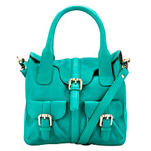 Buy Collection WEEKEND by John Lewis Double Pocket Leather Shoulder Bag Online at johnlewis.com