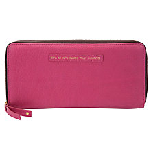 Buy John Lewis 'Pennies from Heaven' Large Zip Around Purse Online at johnlewis.com