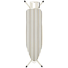 Buy John Lewis Botanist Stripe Ironing Board, L124 x W38cm Online at johnlewis.com