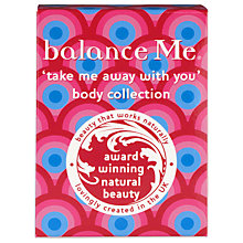 Buy Balance Me Take Me Away With You Gift Set Online at johnlewis.com