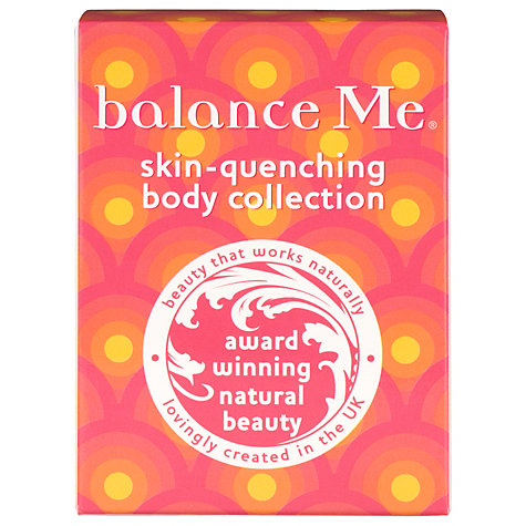 Buy Balance Me Skin-Quenching Gift Set Online at johnlewis.com