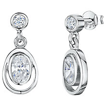 Buy Jools by Jenny Brown Short Oval Drop Earrings Online at johnlewis.com