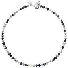 Buy Dower & Hall Mixed Pearl Necklace Online at johnlewis.com