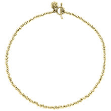 Buy Dower & Hall Nomad Baby Nugget Necklace Online at johnlewis.com