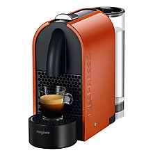 Buy Nespresso U Coffee Machine by Magimix Online at johnlewis.com