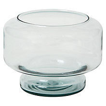 Buy Wilder Recylced Glass Planter Online at johnlewis.com