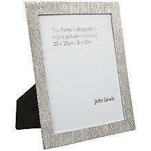"Buy John Lewis Starlight Frame, 8 x 10"" (20 x 25cm) Online at johnlewis.com"