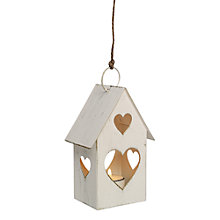 Buy Heart Tealight Holder Online at johnlewis.com