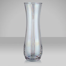 Buy John Lewis Pearlised Lustre Flared Vase Online at johnlewis.com