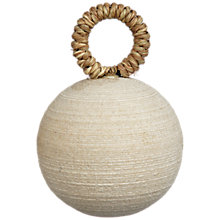 Buy John Lewis Rope Door Stop Online at johnlewis.com
