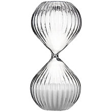 Buy John Lewis Ripple 3 Minute Timer, White Online at johnlewis.com