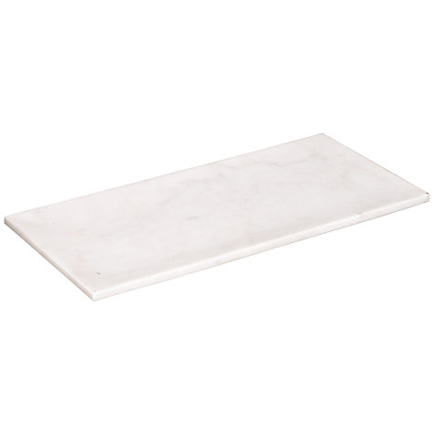 Buy John Lewis Marble Candle Plate, Large Online at johnlewis.com