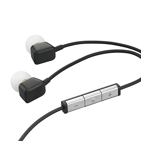 Buy Harman Kardon NI In-Ear Headphones, Black Online at johnlewis.com