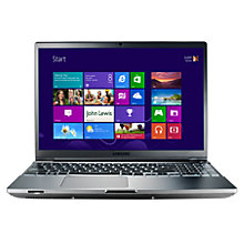 "Buy Samsung NP700Z5C-A02 Laptop, Intel i5, 2.5GHz, 8GB RAM, 1TB, 15.6"", Silver Online at johnlewis.com"