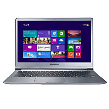 "Buy Samsung NP900X3D-A01 Ultrabook, Intel i5, 4GB RAM, 128GB, 13.3"" with FREE Samsung Galaxy Tab 2, 8GB Wi-Fi 7-inch White Online at johnlewis.com"