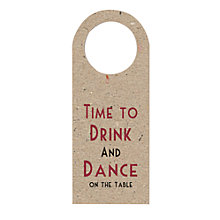 Buy East of India Wine Bottle Gift Tags, Pack of 4 Online at johnlewis.com