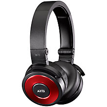 Buy AKG K619 DJ On-Ear Headphones with Microphone Online at johnlewis.com