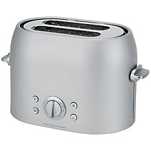 Buy Sebastian Conran for John Lewis 2-Slice Toaster, Silver Online at johnlewis.com
