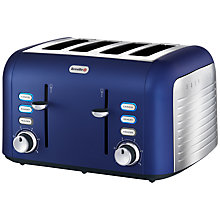Buy Breville Opula Collection 4-Slice Toaster Online at johnlewis.com