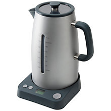 Buy Sebastian Conran for John Lewis Kettle, Silver Online at johnlewis.com