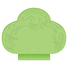 Buy Summer Infant TinyDiner Placemat, Green Online at johnlewis.com