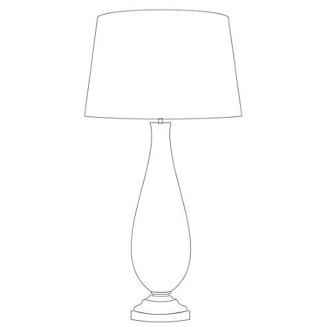 Buy John Lewis Alanna Table Lamp Online at johnlewis.com