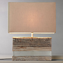 Buy John Lewis Bryony Table Lamp Online at johnlewis.com