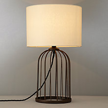 Buy John Lewis Cosette Wire Cage Lamp Online at johnlewis.com