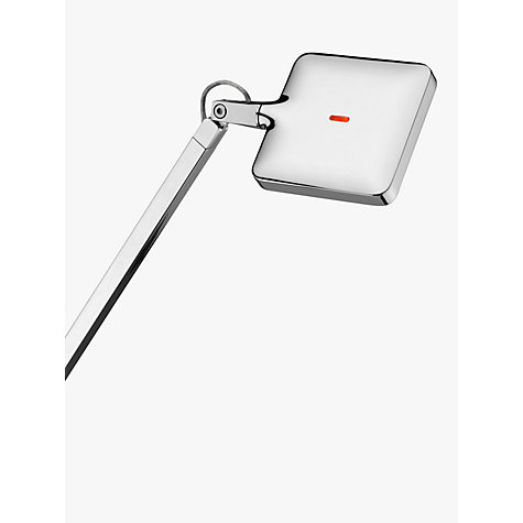 Buy Flos Mini Kelvin LED Task Lamp, Chrome Online at johnlewis.com