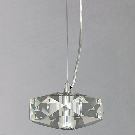 Buy John Lewis Alicia Cut Crystal Pendant Online at johnlewis.com