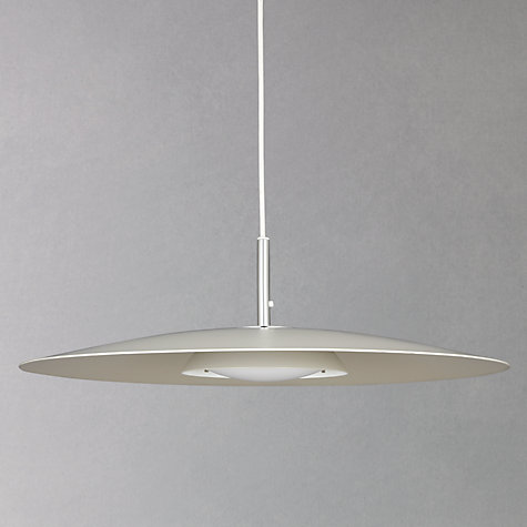Buy Belid Arc LED Pendant, Sand Online at johnlewis.com