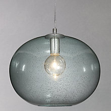 Buy John Lewis Heather Bubble Glass Pendant Online at johnlewis.com