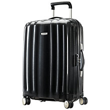 Buy Samsonite Cubelite Spinner 4-Wheel Extra Large Suitcase Online at johnlewis.com
