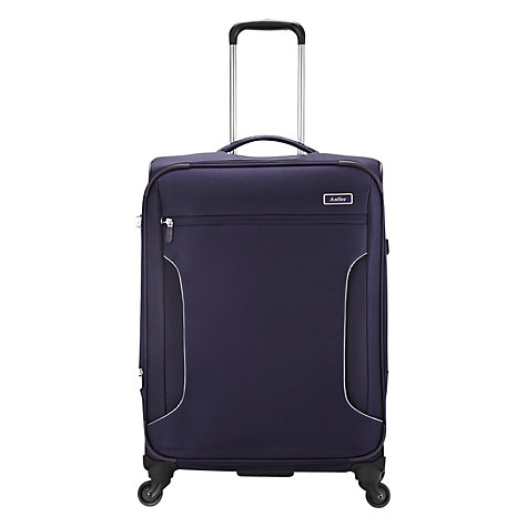 Buy Antler Cyberlite 4-Wheel Medium Spinner Suitcase Online at johnlewis.com