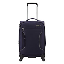 Buy Antler Cyberlite 4-Wheel 56cm Cabin Suitcase Online at johnlewis.com