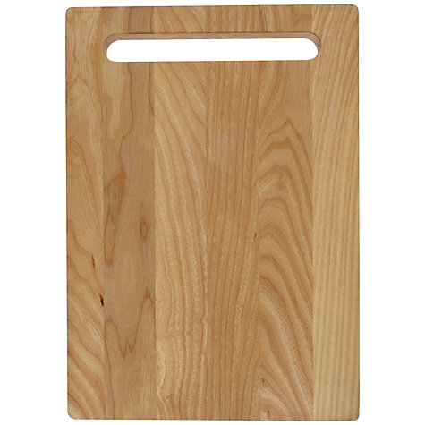 Buy House by John Lewis Ash Chopping Board Online at johnlewis.com