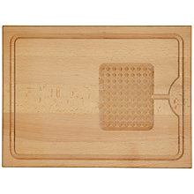 Buy John Lewis Beech Carving Board Online at johnlewis.com