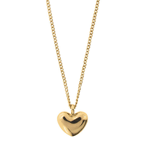 Buy Dinny Hall Small Heart Pendant Chain Necklace Online at johnlewis.com